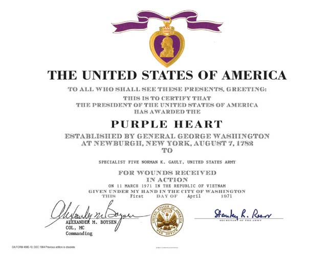 purple certificate template - certificate of training template gold border english